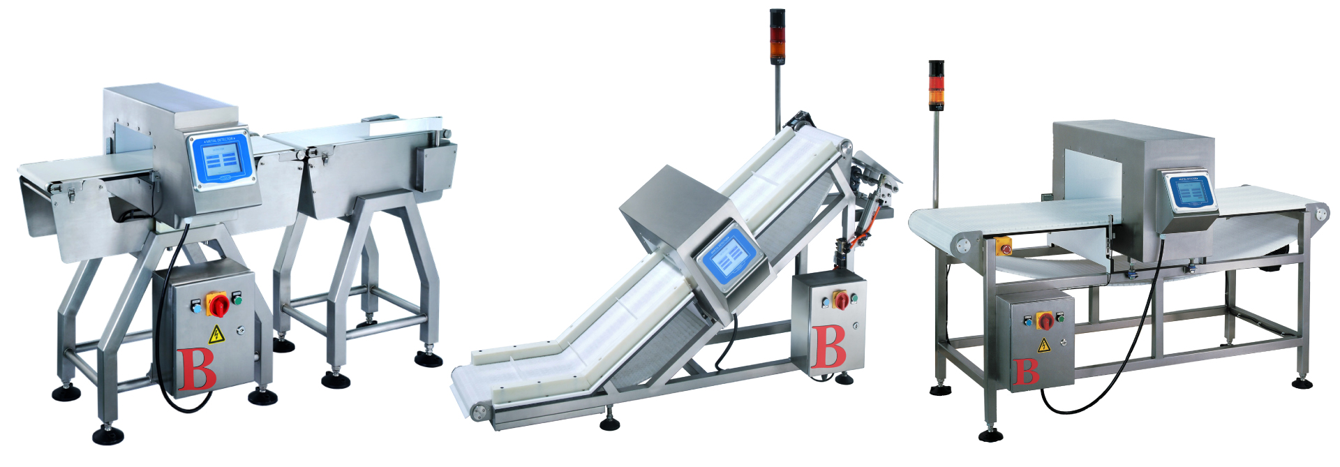 Check Weighers & Metal Detectors
