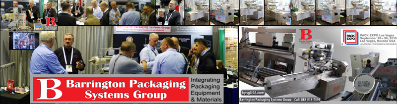 Barrington Packaging Systems Group